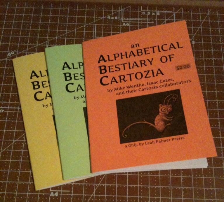 "Image of ""Fun Bonus"" Books (Bestiary, etc.)"