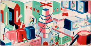 """Image of """"Chemical X Factory"""""""