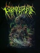Image of Gluttonous Chunks Album Cover shirt