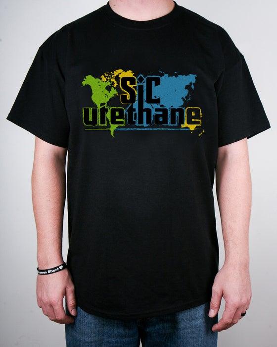Image of Sic Urethane Worldwide tee