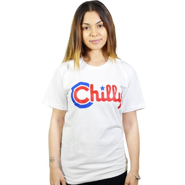 Image of Chilly White Tee (UNISEX)