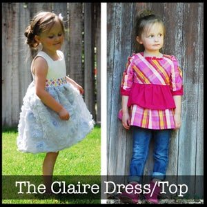 "Image of The ""Claire"" Top/dress"