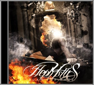 Image of Burn the Page-CD