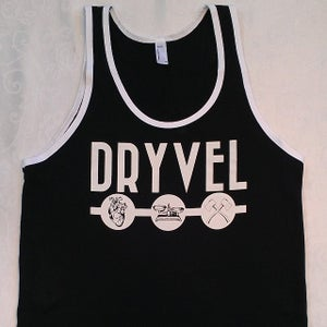 Image of Tank Top- 11 Ounces Graphics