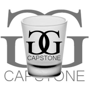 Image of GG Shotglass
