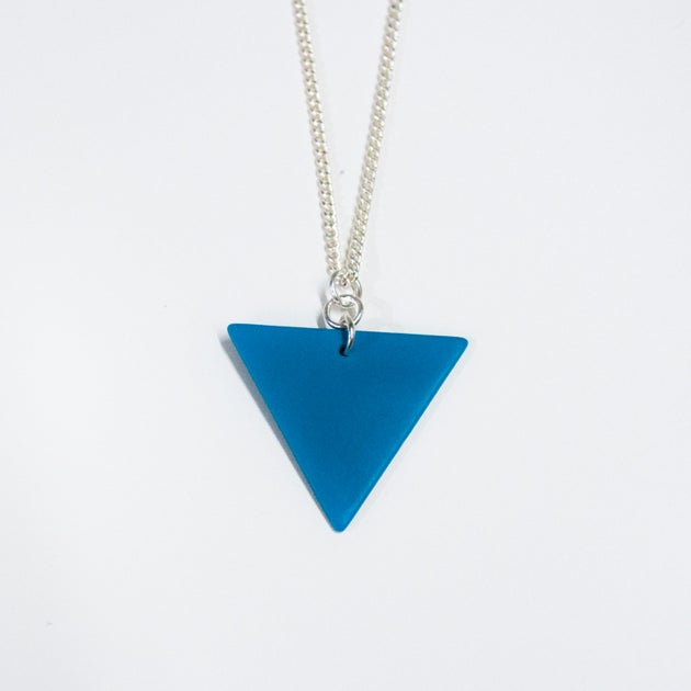 Image of Teal Drop Necklace