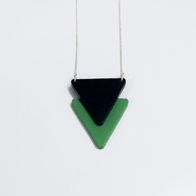 Image of Midnight Emerald Drop