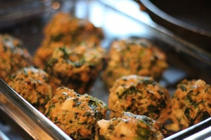 Image of Turkey Spinach Meatballs