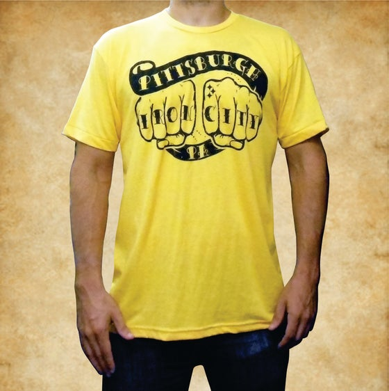 Image of Iron City Knuckles Heather Gold