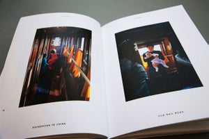 Image of Silk Rail Road photography Book: view 4
