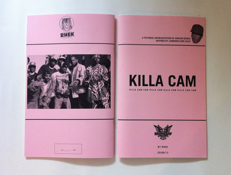 Image of KILLA CAM (1st Run)
