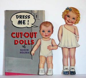 image de Paper dolls blondes