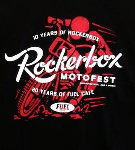 Image of Rockerbox 2013 10years T Shirt