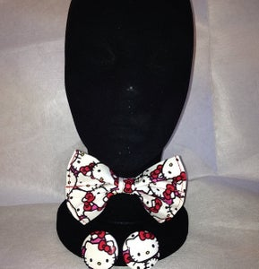 Image of Hello Kitty Bow Tie
