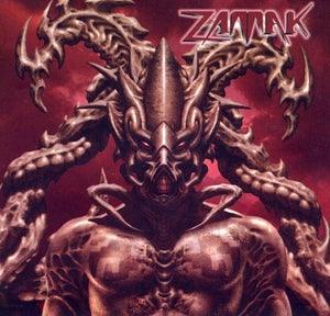 "Image of ZAMMAK ""Hate, Dominion & Revege"" CD"