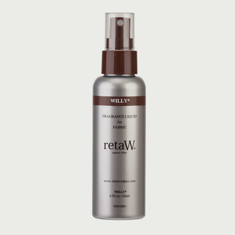 Image of retaW WILLY* Fragrance Liquid for Fabric