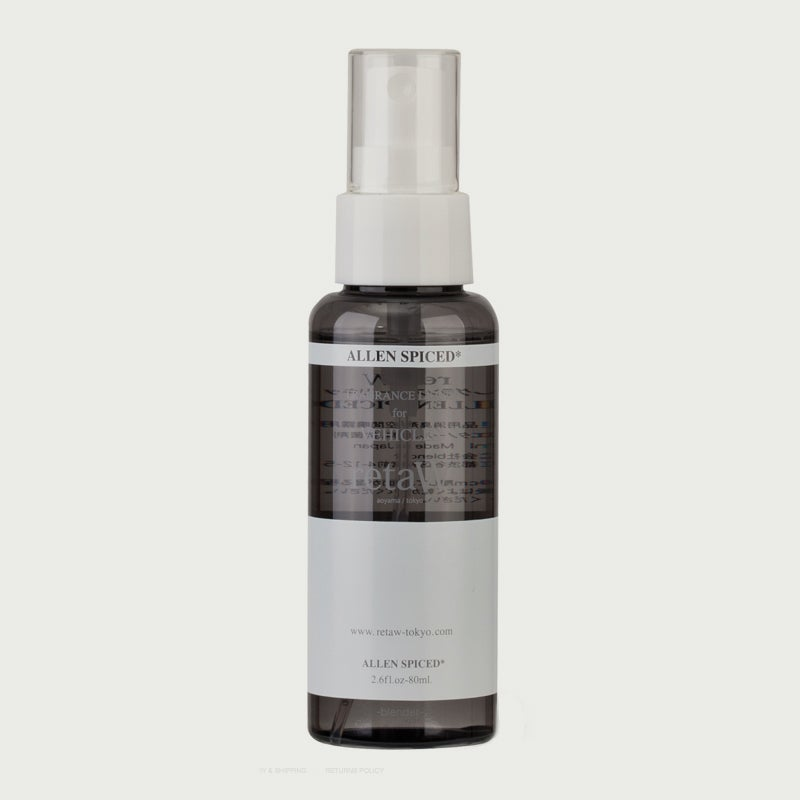 Image of retaW ALLEN SPICED* Vehicle Fragrance