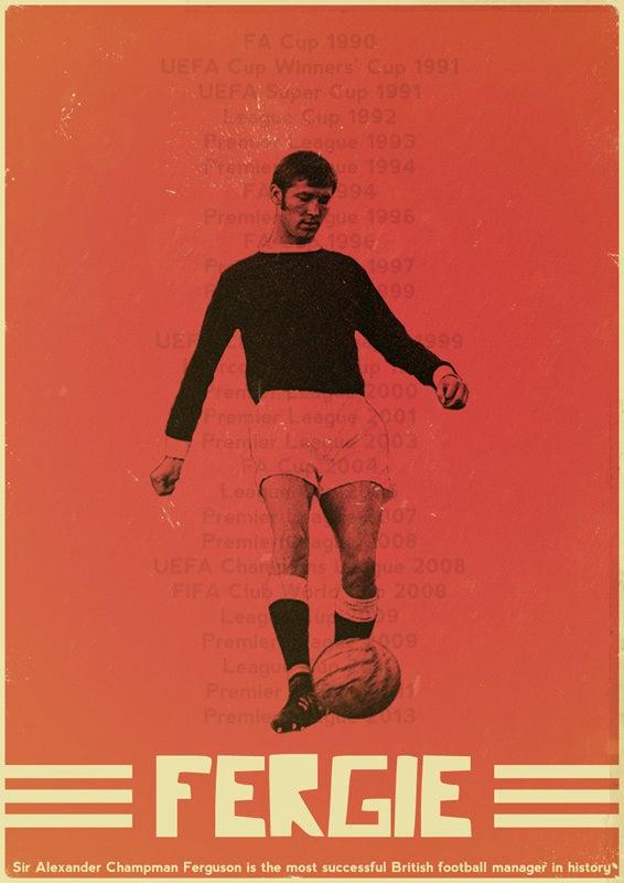 Image of Sir Alex Ferguson