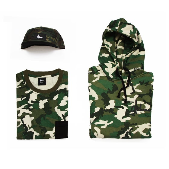 Image of Valley Pack (Snapback, Hood & Tee)