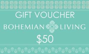 Image of $50 Gift Voucher