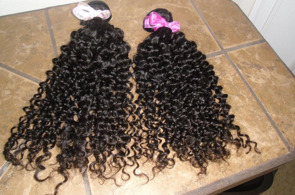 Image of Virgin Malaysian Curly