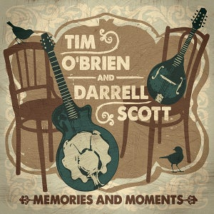 Image of Tim & Darrell - Memories & Moments - CD - 2013