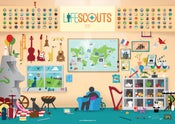 Image of Lifescouts Poster