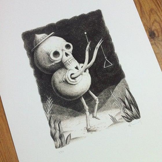 Image of Skull Man