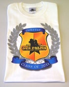 Image of Dub Police Class Of 2011 Mens White T-shirt
