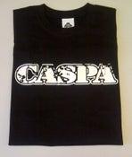 Image of Caspa Black/White Mens T-shirt