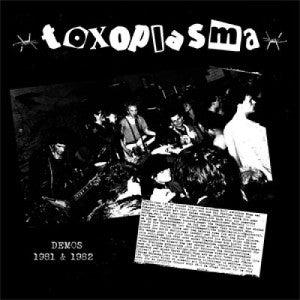 Image of Toxoplasma - Demos 81/82 LP