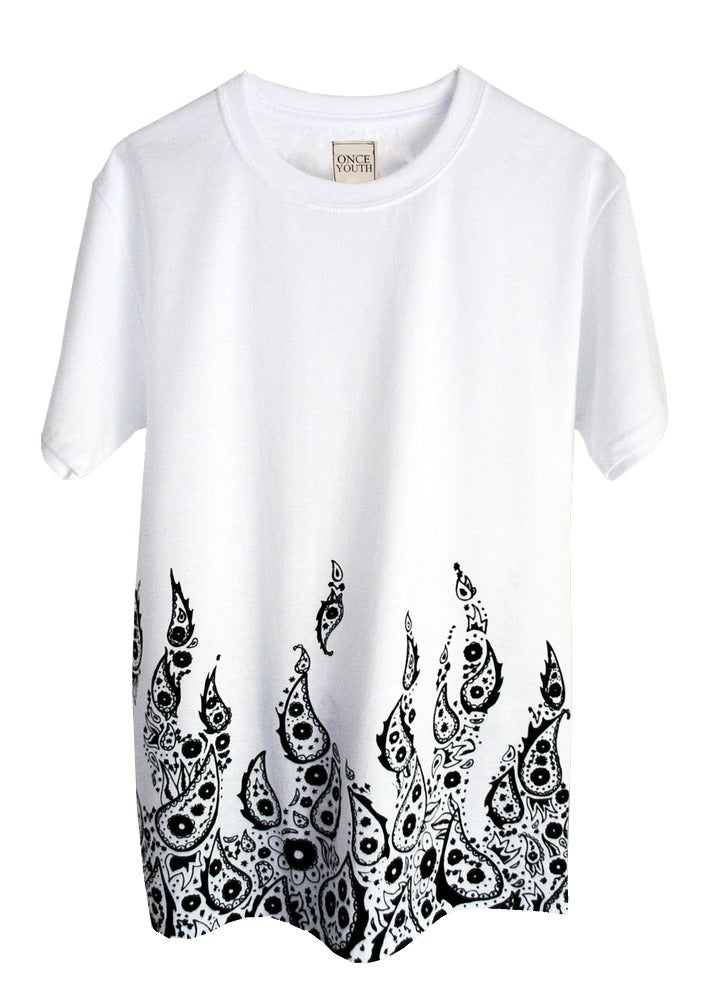 Image of Bandana Flame T-Shirt