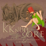 """Image of ENDTYME003 - KK NULL / ORE - 'COMPONENTS OF CIRCULATION / DAWN OF TIME' 7"""""""