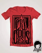 Image of Triangle Tee (Red)