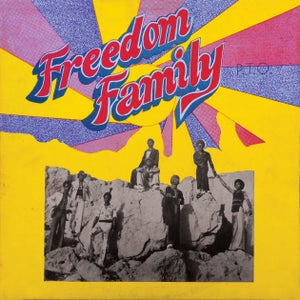 Image of FREEDOM FAMILY - Ayentsoo