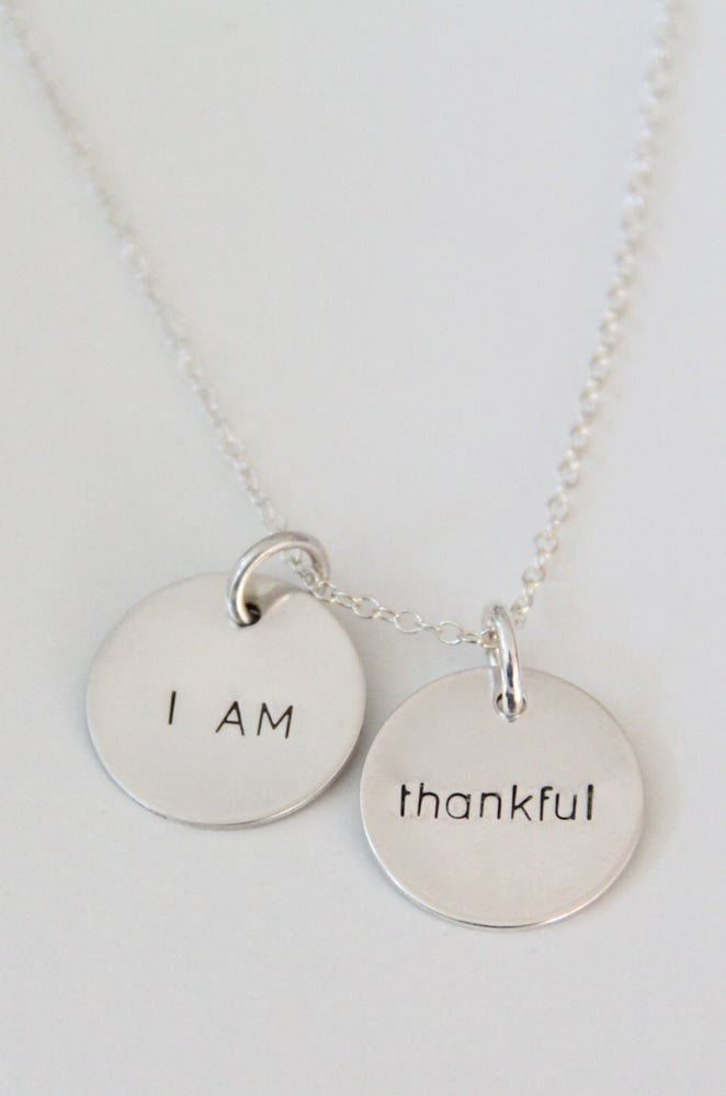 Image of I AM THANKFUL