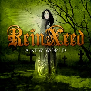 Image of REINXEED - A NEW WORLD - LRCD0015