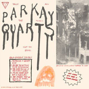 """Image of Parquet Courts - Tally All the Things That You Broke 12""""/CD"""