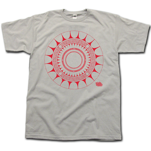 "Image of Sahkoo ""Sun"" Tee – Caddo Mounds Ed."