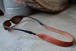 Image of Horween Leather Sunglasses Strap