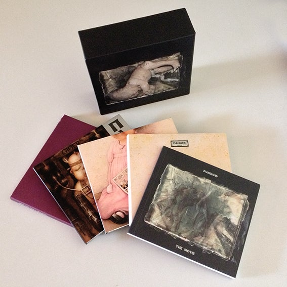 Image of The Art of Gentle Revolution (limited boxset)