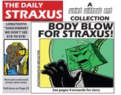 Image of The Daily Straxus Book 1