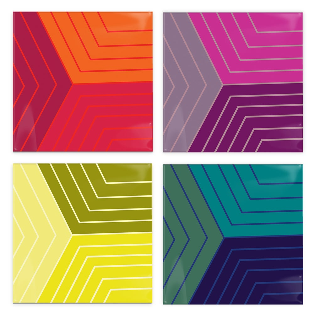 Image of Color Studies Coasters