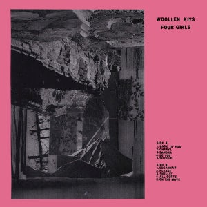 Image of Woollen Kits - Four Girls LP