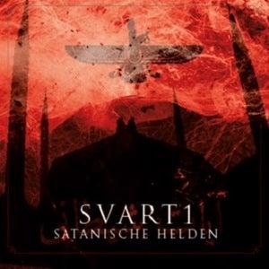 Image of Svart1 - Satanische Helden CD