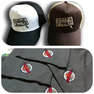 Image of Eagle Vaults Hats