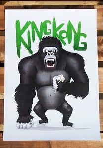 Image of King Kong
