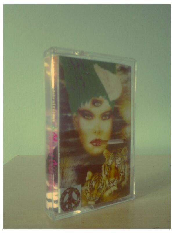 Image of CHROME CIGARETTES cassette