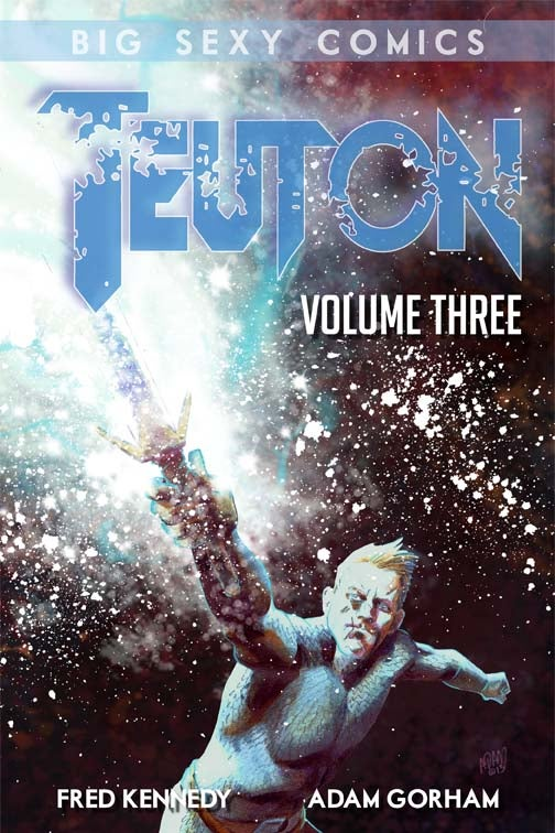 Image of Teuton: Volume Three