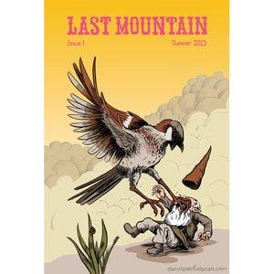 """Image of Dakota McFadzean """"Last Mountain #1"""""""